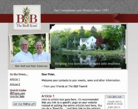 B&B Team - e-newsletter