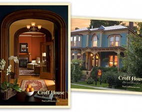 The Croff House bed and Breakfast - postcards