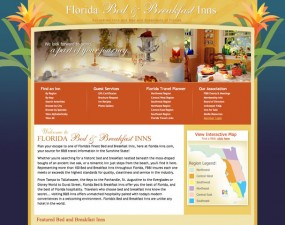 Florida Bed & Breakfast Inns