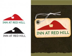 Inn At Red Hill logo design
