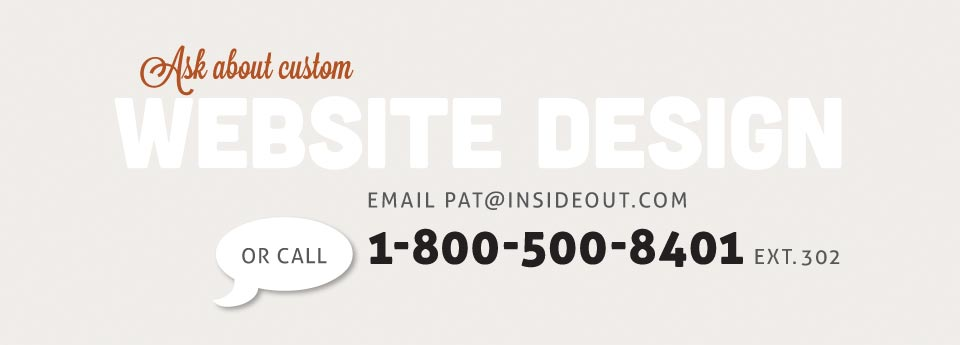 insideout web design services