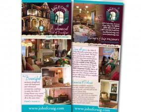John F. Craig House brochure
