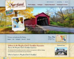 Maryland B&B Assoc.www.marylandbb.com