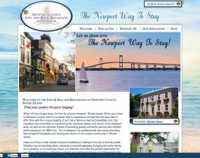 Newport Country Innsnewportinn.comNewport Country Inns and Bed & Breakfasts Association asked us to capture their small town seaside charm with a new website, take a look!