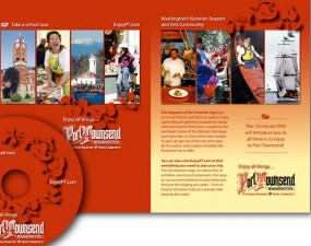 Port Townsend dvd packaging