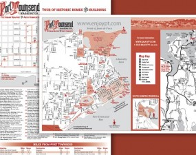 Port Townsend tourism brochure