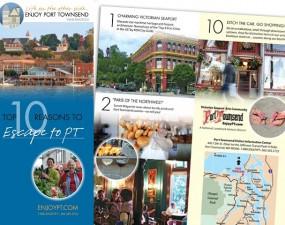 Port Townsend tourism brochure