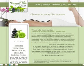 Traquil Vibe Day Spa