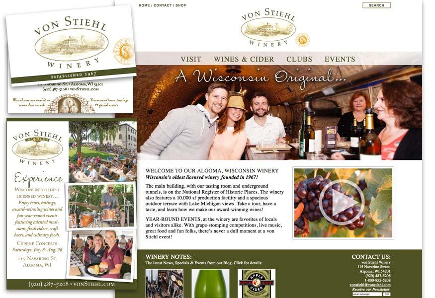 Graphic Design for Print Marketing: InsideOut Solutions Portfolio