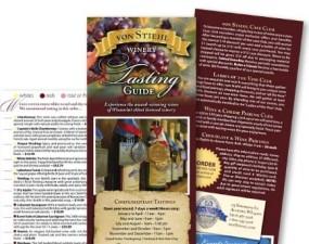 Von Stiehl Winery print
