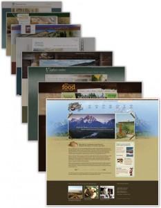 sample of web work