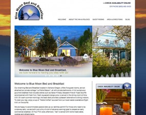 Blue Moon Bed and Breakfast