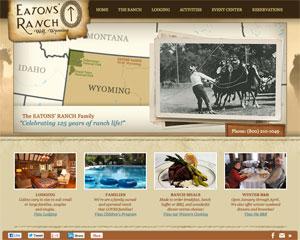 wyoming-dude-ranch-website-design