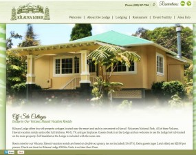 Kilauea Lodge Vacation Rentals