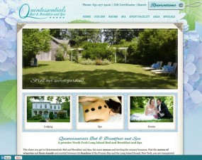 Quintessentials Bed & Breakfast and Spa