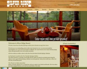 Silver Ridge Vacation Rental Cabins