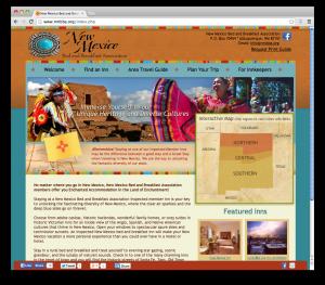 responsive website - NMBBA