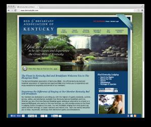 Bed and Breakfast Association of Kentucky website