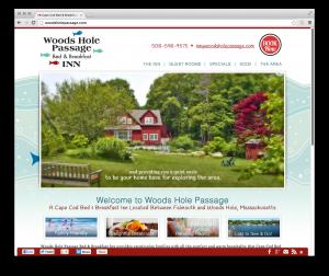 Woods Hole Passage website