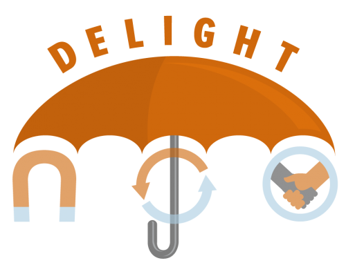Delight Overarches Inbound Marketing Principles