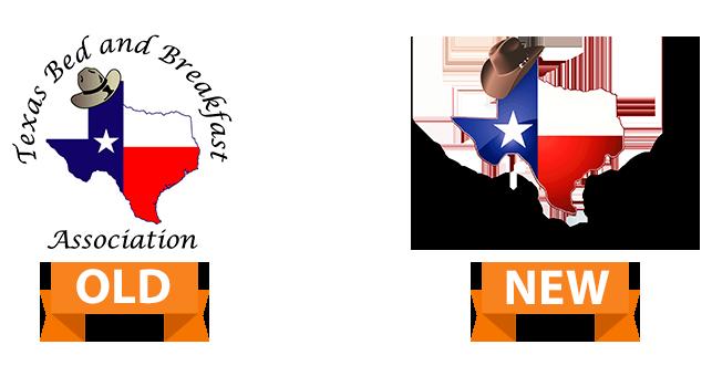 Texas B&B Association Logo Refresh