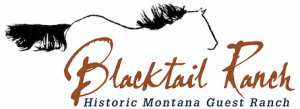 Blacktail Ranch logo after redesign by InsideOut Solutions