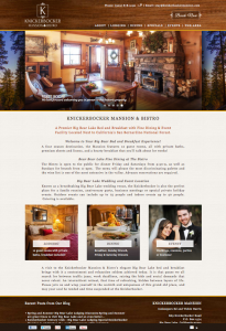 knickerbockermansion.com 2015 launch