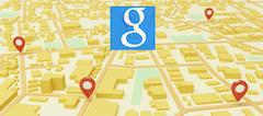 Google Trip Planner for mobile illustration