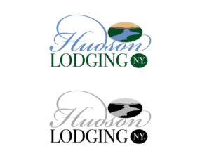 Hudson Lodging logo design