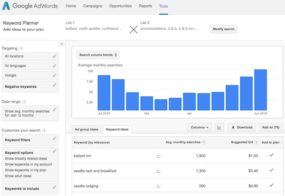 Google AdWords Keywords Planner 07 - multiply output