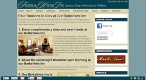 Federal House Inn - previous website