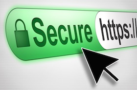 Managed SSL hosting offers HTTPS security and an SEO bump from Google