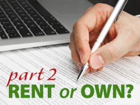 Renting vs. Owning a Website