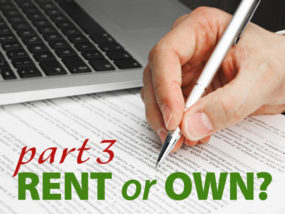 rent or own website part 3