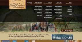 previous duderanch.org menu