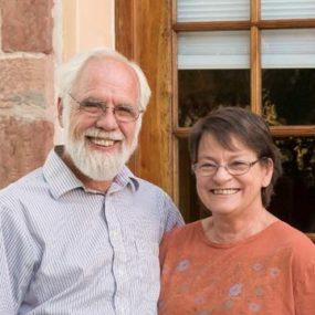 Bella Roma Bed & Breakfast innkeepers Richard Chapman & Laura Ferrary