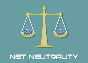 Net Neutrality illustration
