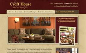 thecroffhouse.com previous website
