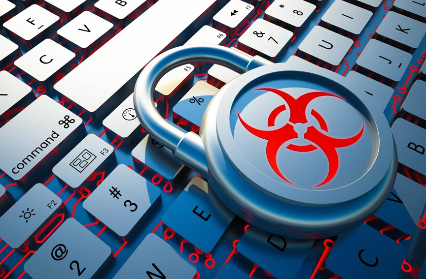 Internet security begins at home with antivirus software