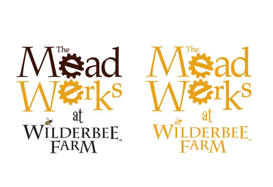 MeadWerks + Wilderbee Farm Logo Design