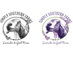 Simply Southern Farms Logo Design