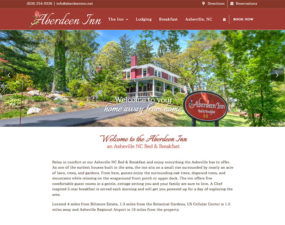 Aberdeen Inn Website
