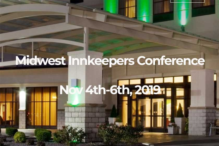 Midwest Innkeepers Conference Nov 2019