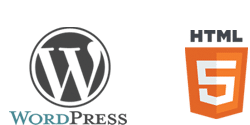HTML5 and WordPress