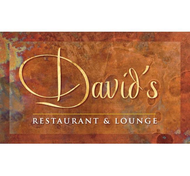 David's Restaurant Logo