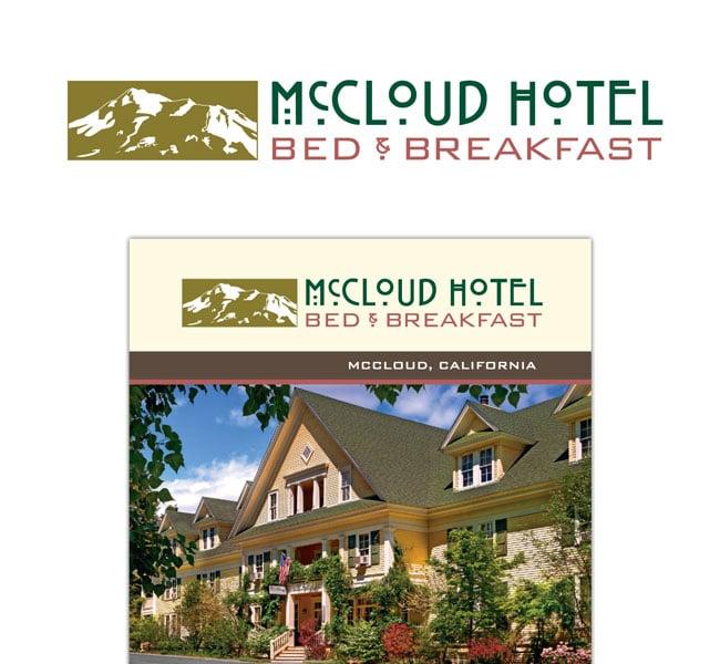 McCloud Motel  Logo