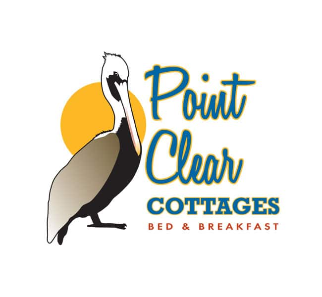 Point Clear Cottages Logo