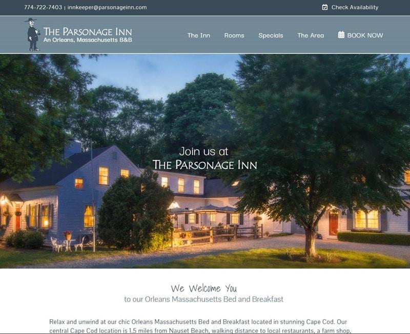 The Parsonage Inn