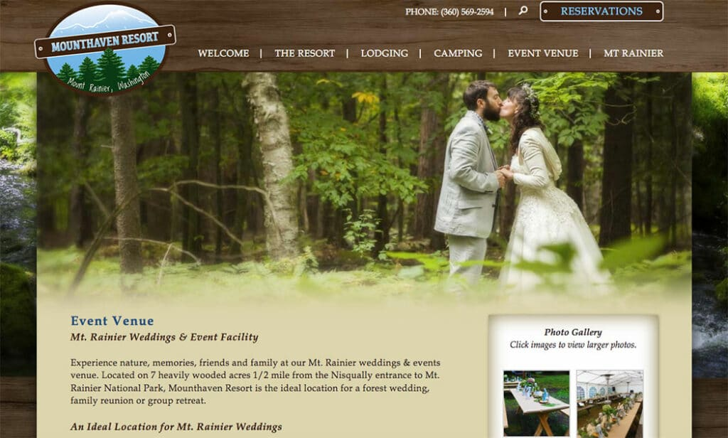 Mounthaven Resort Weddings