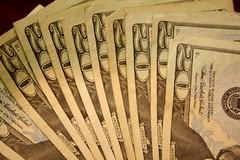 Fan of cash